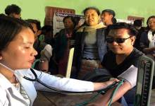 Itanagar: 5th Sarkar Aapke Dwar at Chimpu
