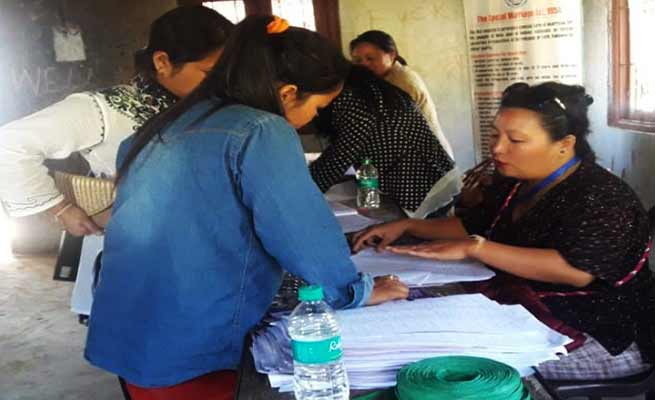 Itanagar: 5th Sarkar Aapke Dwar at Chimpu