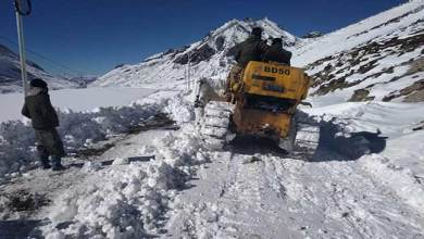 Photo of Arunachal: BRO Clears Sela Pass of snow