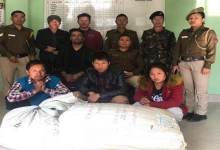 Photo of Itanagar: police arrested 2 man, 1 woman, with 30 Kgs cannabis