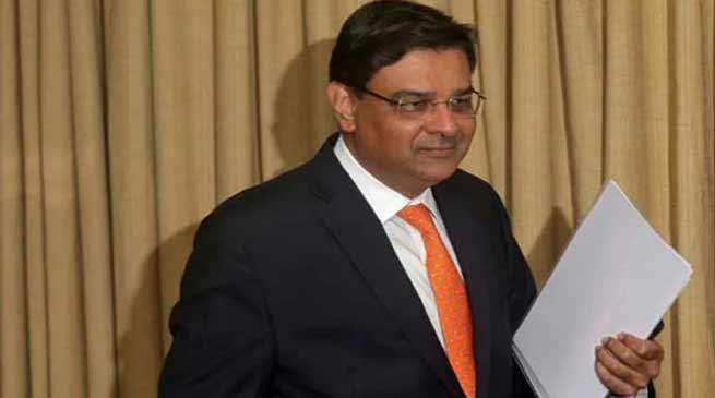 RBI governor Urjit Patel resignes