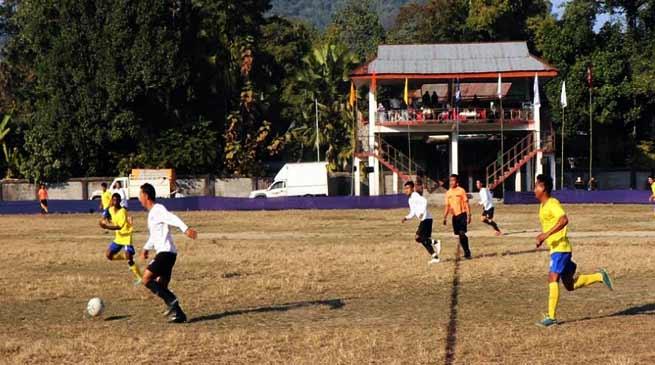 DGP Kicks off 6th state level veteran cup football tournament
