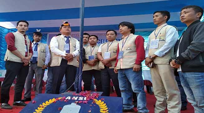 Arunachal: ANSU demands creation of new district ' Keyi Panyor '