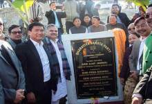 Itanagar: Bhumi Pujan for BJP party office