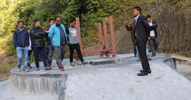 Itanagar:  Capital will soon get a cremation ground-Techi Kaso