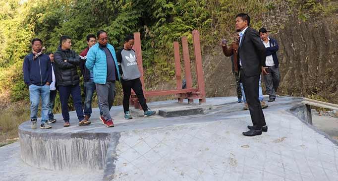 Itanagar:Capital will soon get a cremation ground-Techi Kaso