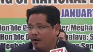Photo of Arunachal: NPP will go alone in Assembly,  Parliament Elections- Conrad Sangma