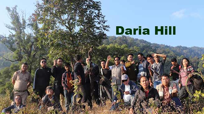 Itanagar: Daria Hill can be develop as tourist destination- Nabam Rebia