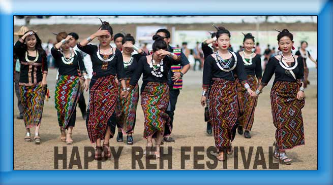 Arunachal Governor, CM extend Reh Festival greetings