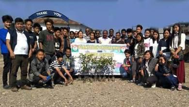 Photo of Arunachal:NPP volunteers organised cleanliness cum plantation drive
