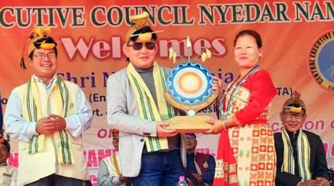 Arunachal: Protect and preserve our tribal identity- Nabam Rebia