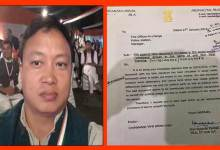 Photo of Arunachal: Karbak lodged complain against fake document circulating in Social Media with his name