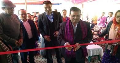 Arunachal: Rural Mart inaugurated at Namphai