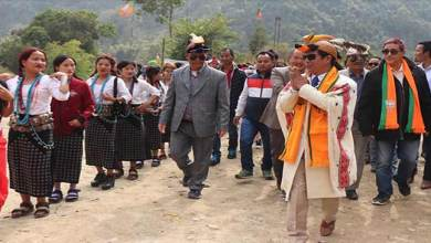 Photo of Arunachal:Creation of Sagalee dist will be top of my agenda-Tarh Hari