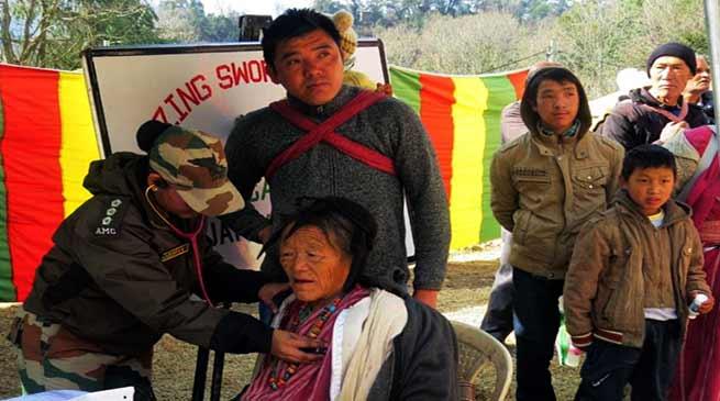 Arunachal: Little kids participated in R-Day Celebrations