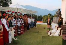 Photo of Arunachal Governor hosted 'At Home' with School Children on the eve of Republic Day