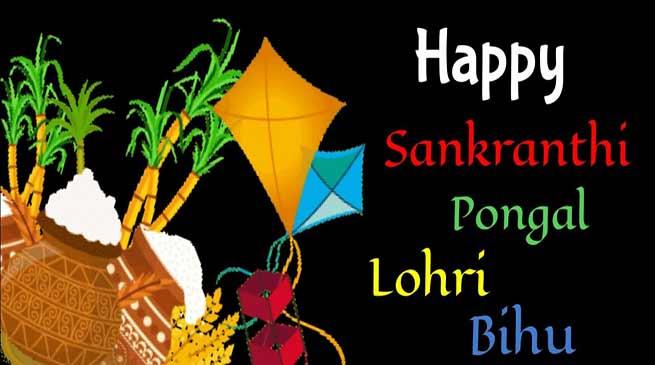 Arunachal Governor, CM extend Makar Sankranti greetings