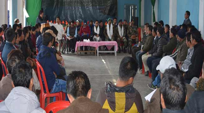 Arunachal: Meeting held for quality of education