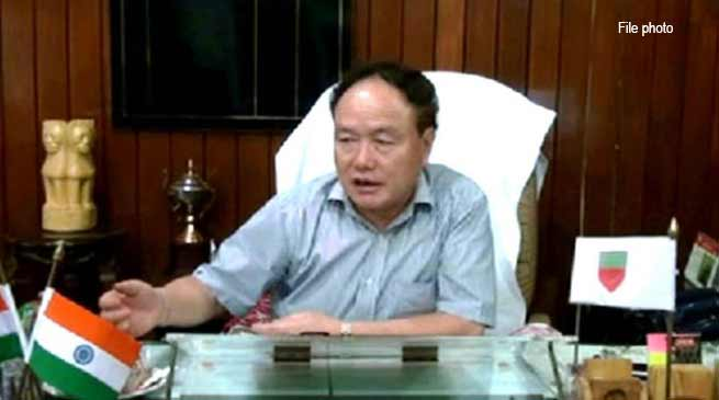 Itanagar: Land acquire for Hollongi airport was no men's land- Nabam Rebia