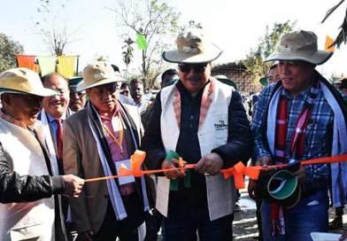 Arunachal: 4th Pakke Paga Hornbill Festival begins at Seijosa