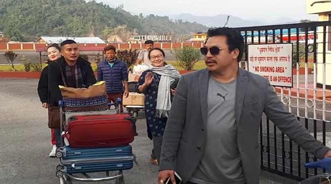 Arunachal: AAPSU appeals people to come forward against CAB-2016