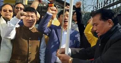 Itanagar: BJP Observe Samarpan Diwas