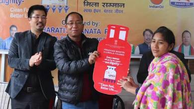 Photo of Itanagar: Free Cooking gas connection distributed to BPL women