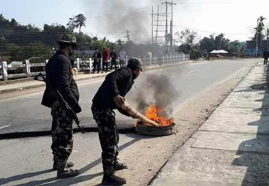Arunachal: 48 hrs Bandh against PCR issue hits normal life in Itanagar, 27 detained