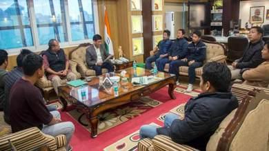 Photo of Arunachal: Khandu seeks cooperation of everyone to bring peace in the state capital