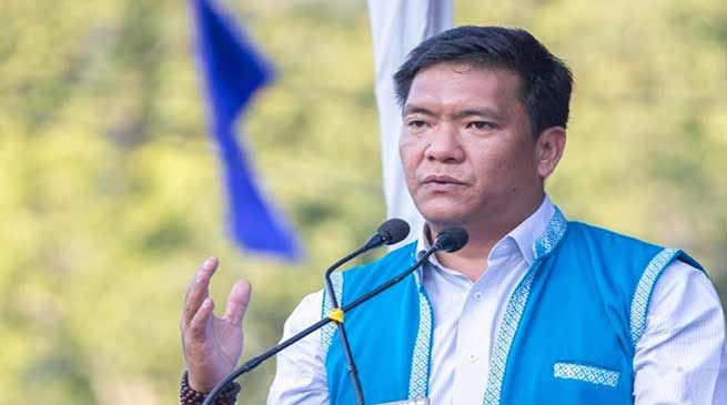 Team Arunachal determined to demolish corruption that has existed for long in the system- Pema Khandu