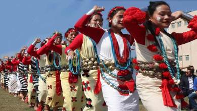Photo of Arunachal: Pre-Nyokum festival celebrated at Himalayan university