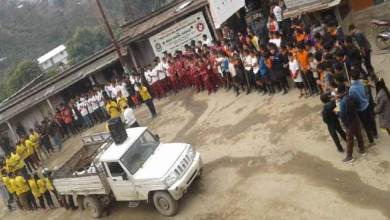 Photo of Arunachal: Mass awareness campaign for plastic free Palin