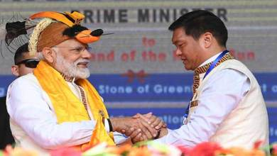 Photo of Arunachal: PM Modi's Itanagar visit- LIVE UPDATE