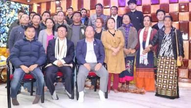 Photo of Itanagar: Likha Maj extends support to Taba Tedir candidature from Yachuli