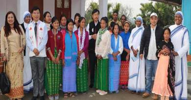 Arunachal: Tapir Gao lauds role of Mother Teresa home in serving the society