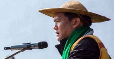 Arunachal Rising campaign reaches Aalo