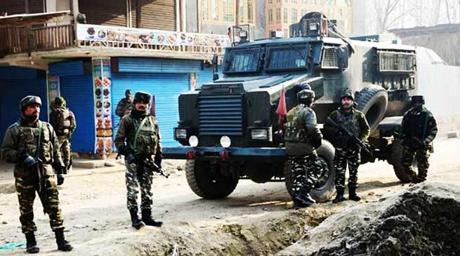 Pulwama encounter: Army major among 4 soldiers killed