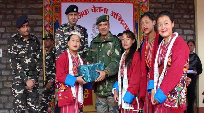Arunachal: SSB organises civic action programme in Tawang