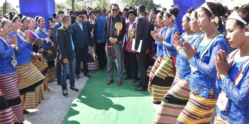 Arunachal: Golden Jubliee Celebration of Tamla-Du begins in Lohit, Anjaw