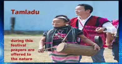 Arunachal Governor, CM convey Tamla Du greetings