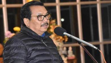 Arunachal:Dy CM Chowna Mein to contest from Chongkham
