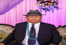 Photo of Arunachal: CM Pema Khandu condoles Gaken Ete's demise