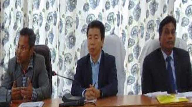Arunachal Pradesh has been identified as highly expenditure sensitive state- CEO