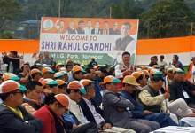 Photo of Arunachal: Rahul Gandhi's Rally at Itanagar – LIVE UPDATE