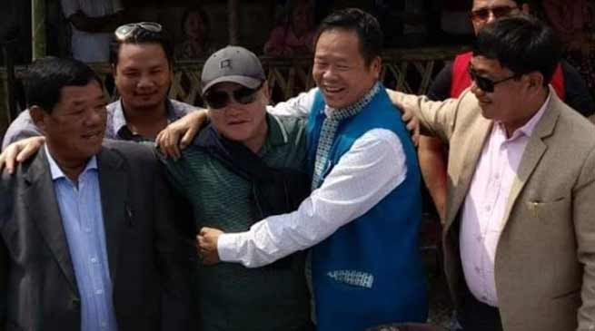 Arunachal Elections: Cabinet Minister Nabam Rebia denied BJP party ticket