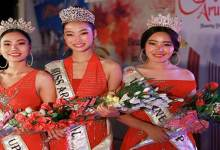 Photo of Roshni Dada crowned Miss Arunachal 2019
