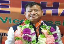 Arunachal: BJP VP Tame Phassang will now act as Executive Vice President