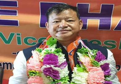 Arunachal:BJP VP Tame Phassang will now act as Executive Vice President