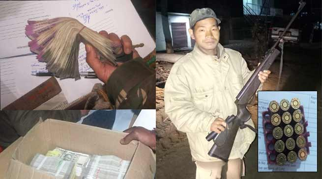 Arunachal Election: Capital Police seized Over 15 lakh cash