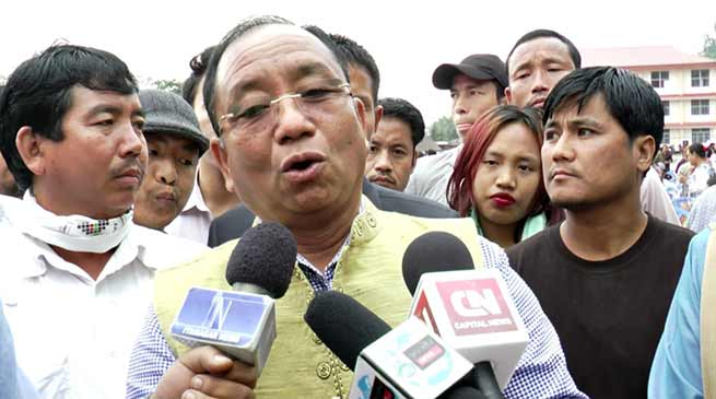 Itanagar: BJP yet to announce candidates for remaining six assembly constituencies